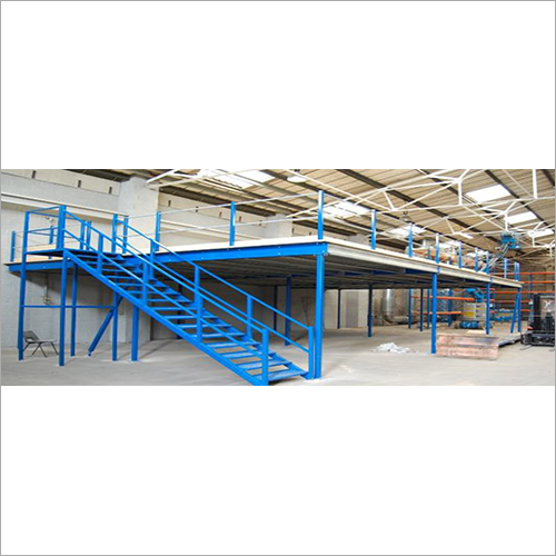 Heavy Metal Customized Mezzanine Structure Service