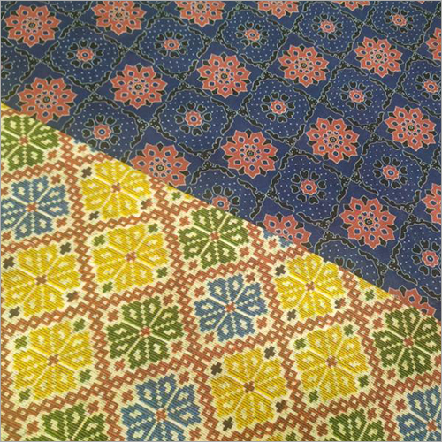 Patola Digital Printed Fabric