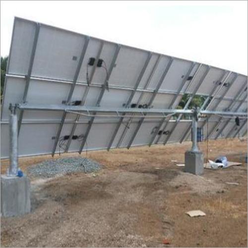 Solar Panel Structure Fabrication Installation Service