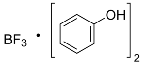 Boron trifluoride phenol complex (1:2), CAS Number: 462-05-5, 100ML
