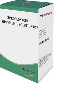 Ciprofloxacin Opthalmic Solution