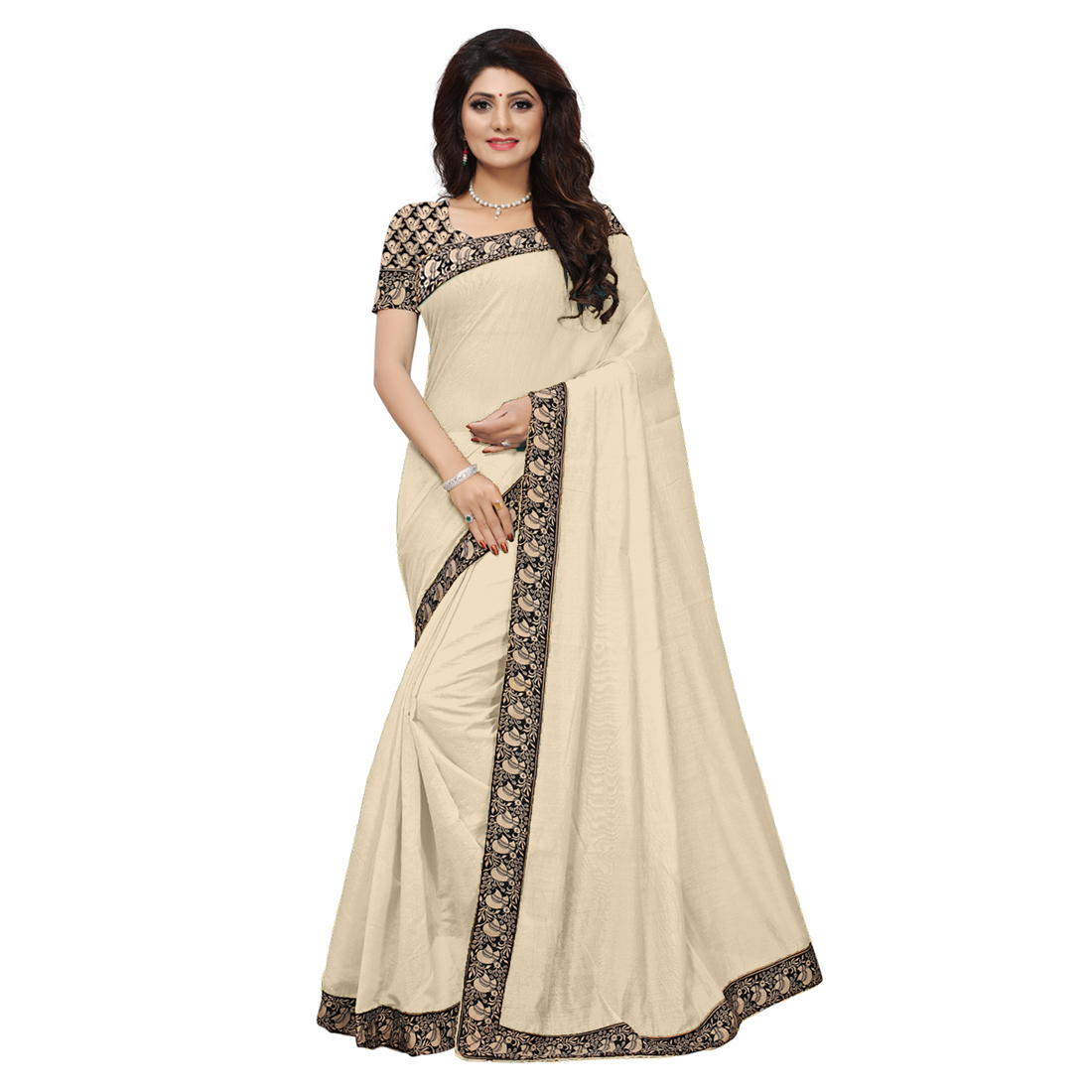 Chanderi Silk Saree, Casual Wear Saree