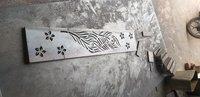 metal art cutting design