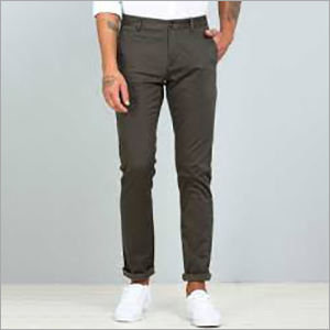 Mens Cotton Pant Washable