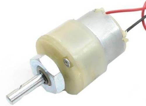 Gear motor 10RPM