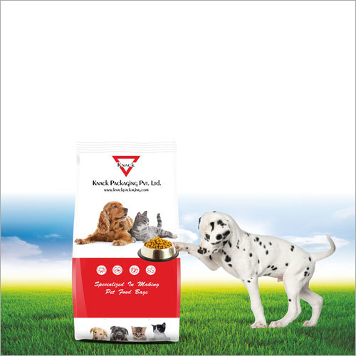 Dog Food Packing Bag