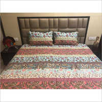 Paisley King Size Bed Sheet