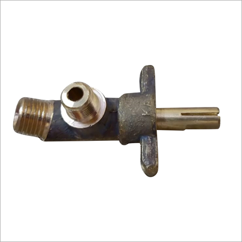 Brass LPG Gas Stove 30 Degree TH Valve