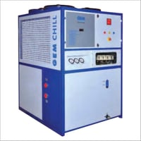 10 TR to 30 TR Water Chiller