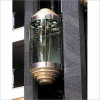 Hotel Capsule Elevator