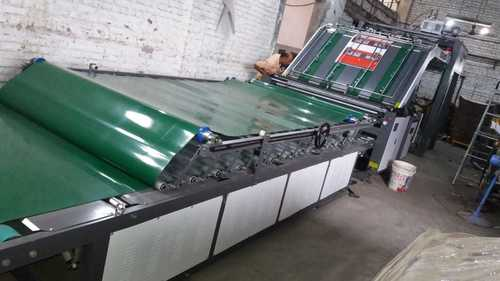 Fully automatic THREE PLY flute laminator Machine