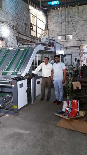 Fully automatic laminator Machine
