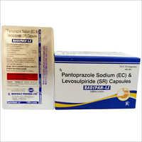 Pantoprazole Sodium Levosulpiride Capsules