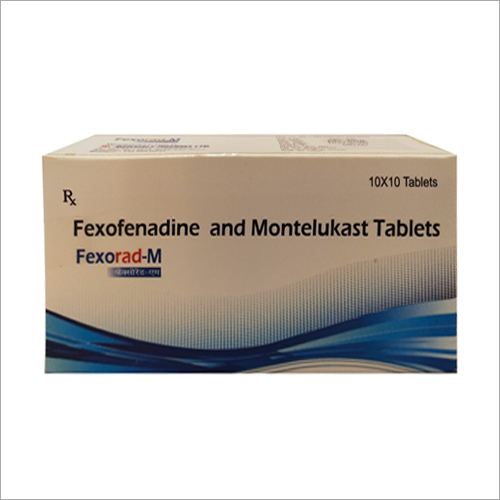 Fexofenadine and Montelukast Tablets