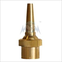 BRASS FOUNTAIN NOZZLE FEMALE
