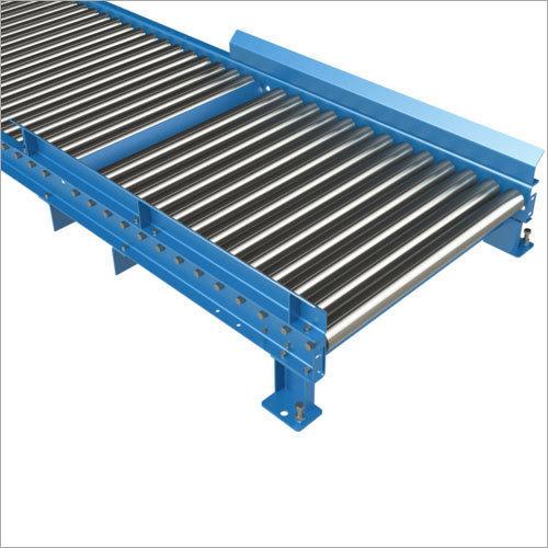 Straight Gravity Roller Conveyor