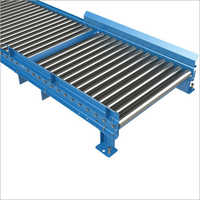 Straight Gravity Roller Conveyor