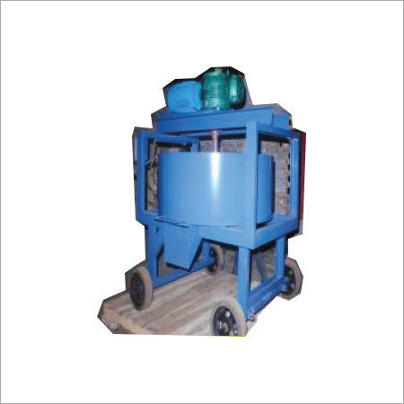 Mortar Pan Mixer Machine