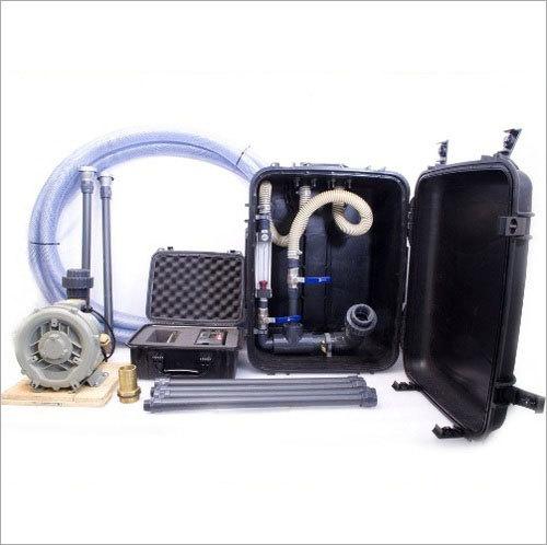 Gas Purge Machine