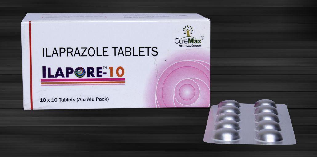 Ilaprazole-5 mg & 10mg