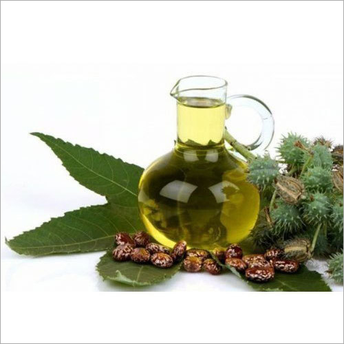 Castor Carrier Oil
