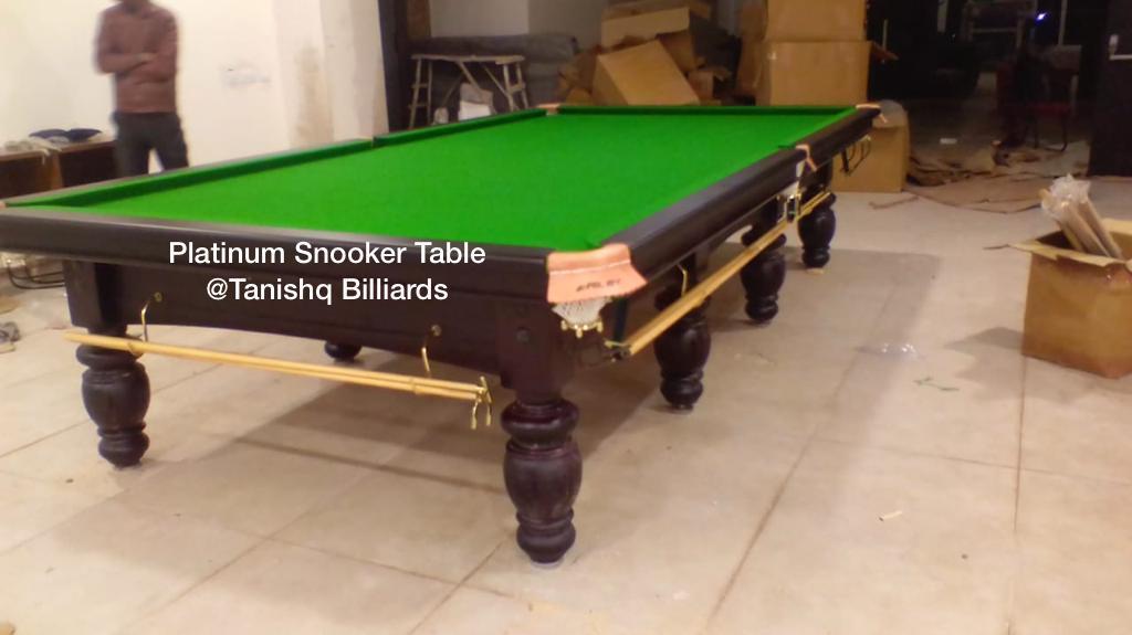 Platinum Billiards Table