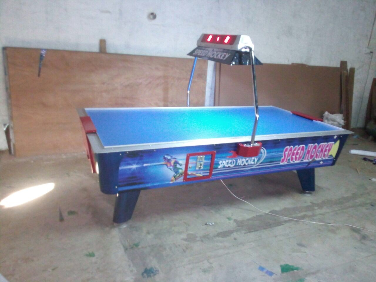 Commercial Air Hockey Table Exporter Commercial Air Hockey
