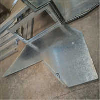 Sheet Metal Footstep Closing Plate