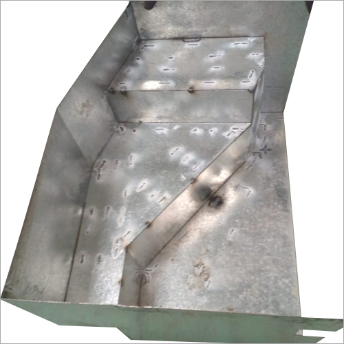 Sheet Metal Foot Step Assembly
