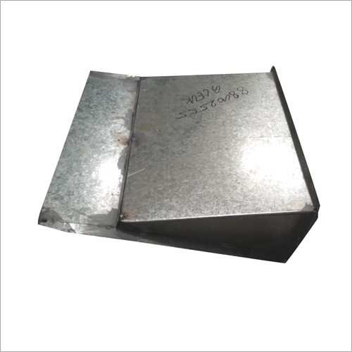 Sheet Metal Urea Tank Cover Assembly