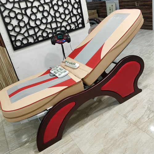JADE STONE AUTOMATIC THERMAL MASSAGE BED