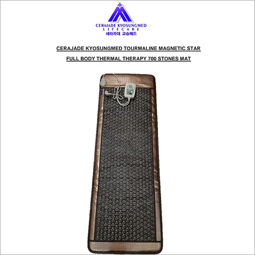 Full Body Thermal Therapy 700 Stones Mat