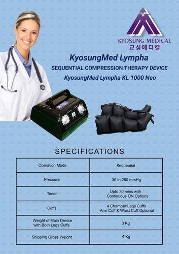 Kyosungmed Lympha Kl 1000 Full Set