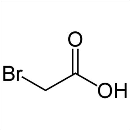 Bromoacetic acid solution,  CAS Number: 79-08-3, 25ML