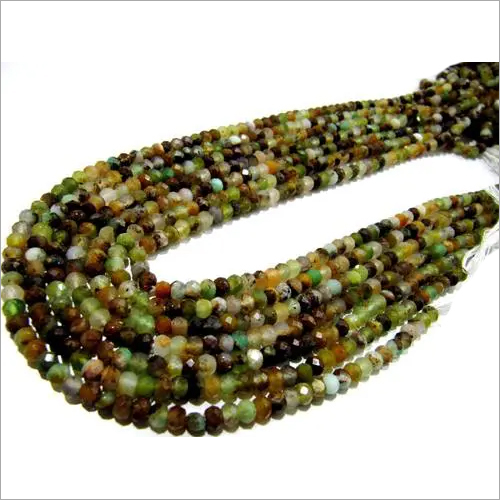 Natural Bolder Opal Pear Shape Briolette Drops, Flat Drops Beads.