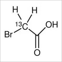 Bromoacetic acid-2-13C,  CAS Number: 64891-77-6, 1g
