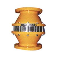 End of Line Bi Directional Flame Arrester