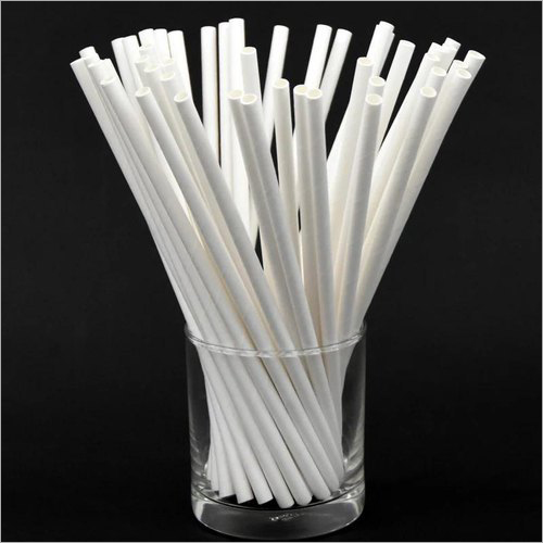 Plain Drinking Paper  Straw