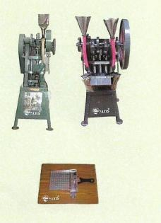 Tablet Machine Hand Operated (Single Stroke)