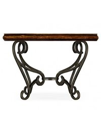 Vintage Iron Coffee Table