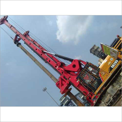 Concrete Boom Pump On Rent
