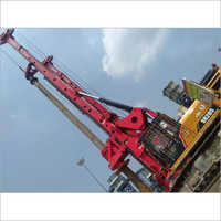 Sany Automatic Piling Rigs On Rent