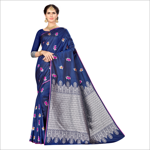 Ladies Banarasi Saree
