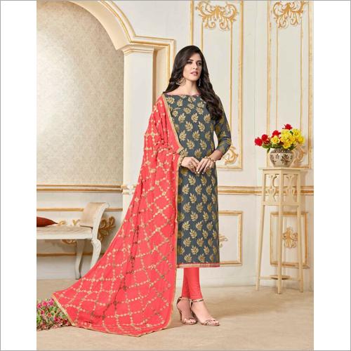 Ladies Banarasi Suit
