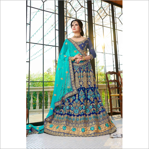 Ladies Party Wear Lehenga Choli