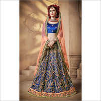 Ladies Heavy Embroidered Lehenga Choli