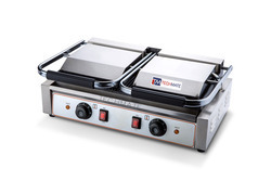 2 plate electronic contact grill