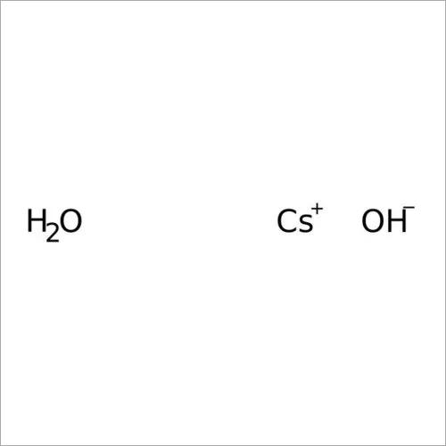 Cesium hydroxide monohydrate, 5g