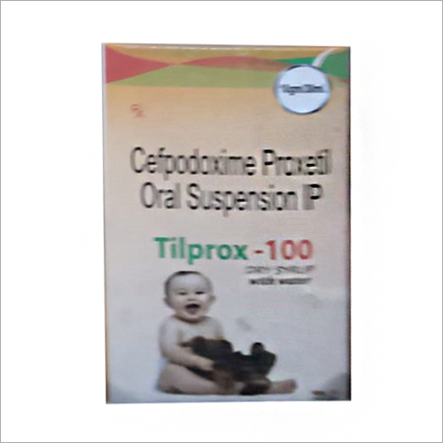 Cefpodoxime Proxeti Oral Suspension IP