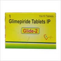 Glimepiride Tablet IP